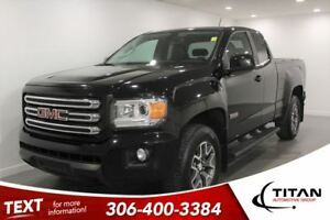 2015 GMC Canyon SLE|Auto|Heated Leather|Back-up Cam
