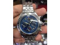 Mens Breitling Watch brand new heavy and automatic