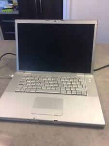 MacBook Pro (Intel core 2 Duo)