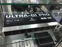 Ultra-di Pro 8 channel active DI800