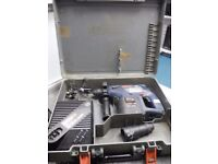 Bosch GBH 24 VHE Hammer Drill With Case