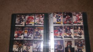 NHL cards for sale and a bit of OHL