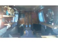 42 Foot Narrowboat, Canal Boat, Liveaboard