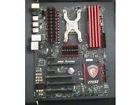 Gaming PC parts   AMD fx 8350   MSI 970   16gb RAM