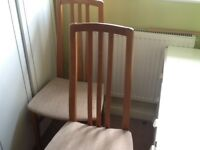 2 Caxton chairs