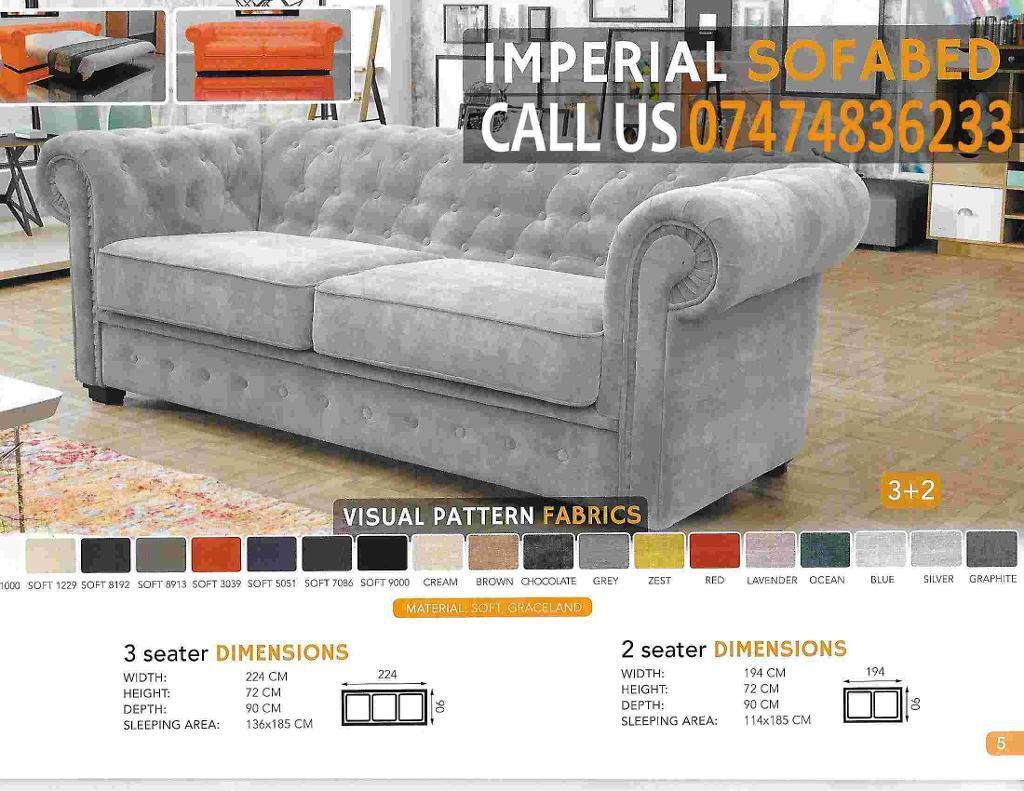 Imperial sofa bed WbPin Bolton, ManchesterGumtree - FOXFURNITURE brand new products.Delivery availablecash on deliverylot of colors availablecall us about this product or any other furniture products you want.click see all ads to see other ads or products