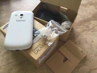 Samsung Galaxy SIII mini White unlocked excellent condition