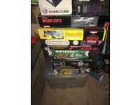 Nintendo collection all mint