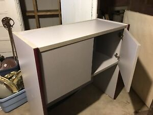 Free cabinet. Pick up only.