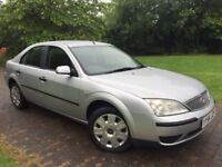 2004 Ford Mondeo 1.8 petrol Low miles 94k 5 door big boot cheap to run and insure