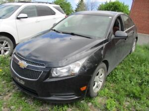 2013 Chevrolet Cruze LT Turbo AUX! CRUISE CONTROL! HEATED MIR...