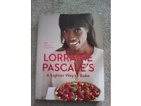 Lorraine Pascale's A lighter way to bake.