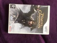 Pirates of the Caribbean: At World's End Nintendo Wii (used)