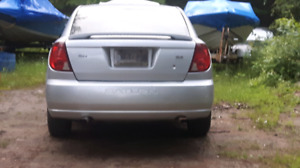 2006 Saturn ion quad coupe for parts