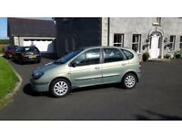 Renault Scenic 19 diesel cheap car