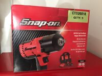 "Snap On 18 Volt 1/2"" Drive Impact Gun"