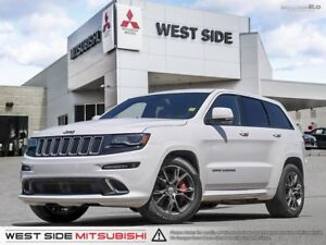 2016 Jeep Grand Cherokee SRT-Accident Free-Navigation-Satellite
