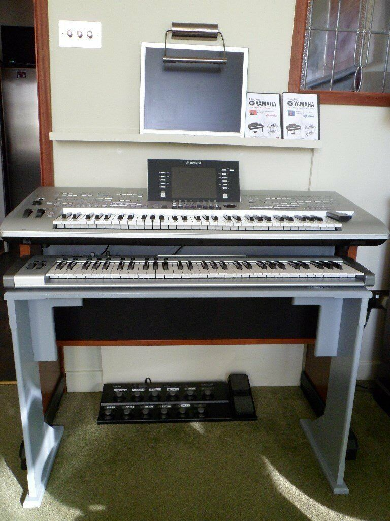 yamaha tyros super keyboard set up extras reduced in blackpool lancashire gumtree. Black Bedroom Furniture Sets. Home Design Ideas