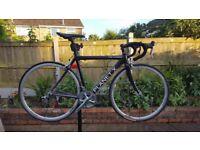 Planet X Pro Carbon 52cm High spec road bike