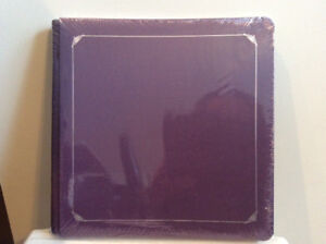BRAND NEW 12x12 Creative Memories Album and Page Protectors
