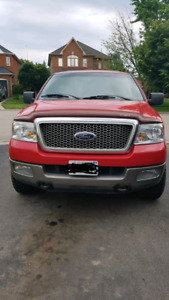 2004 Ford F150 Lariat 5.4L Triton AS IS
