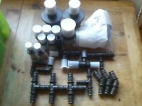 GERBERIT MEPLA (PLASTIC) FITTINGS (PIPEWORK SYSTEMS MULTI LAYER,PEX,PB,PPR)