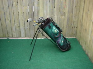 Men's LH King Cobra golf set & Men's LH Adams golf sets