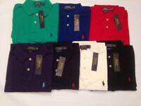 Ralph Lauren Polo Neck Shirts