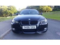 (56) BMW 3 series 325i SE 2d Auto coupe. M Sport Bumper. (BMWSH), Immaculate condition.92,000 Miles,