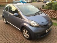 2008 Toyota Aygo- Leather interior- HPI CLEAR - Long MOT