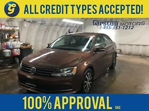 2016 Volkswagen Jetta COMFORTLINE*POWER SUNROOF*BACK UP CAMERA*A