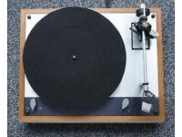 Thorens TD 160 turntable. Rare and Vintage 1970's classic hi-fi