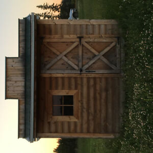 10 X 14 Shed for Sale