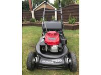 "Honda HRH 536 21"" rear roller! Ready to mow"