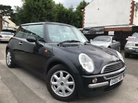 MINI Hatch 1.6 One Service History Panoramic Roof Full Leather Heated Seats 12 Months MOT