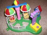 Peppa Pig Fair Playground