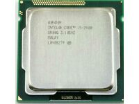 Quadcore i5 2400 CPU