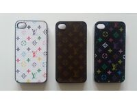 97 Louis Vuitton DESIGNER I-PHONE 4&5 CASES (WHOLESALE)