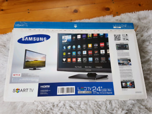 Samsung Smart led tv 24""