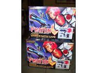 Photon Warrior Electronic Battle Game which includes Two Boxed Sets