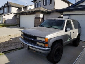 1999 Chevrolet Tahoe 2 Door Other
