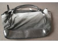 Burberry huge canvas bag £150