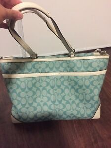 Coach Large Diaper Bag