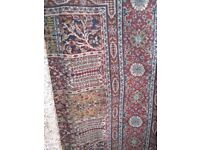 Very beautiful big Persian rug in very good condition