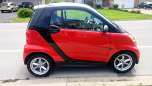 2013 Smart Fortwo Only 21000km!