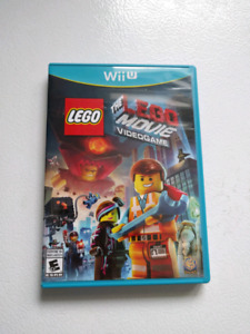 Lego movie wii u