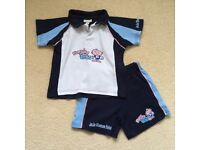 Rugby tots kit age 2-3 years