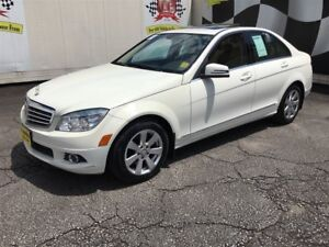 2010 Mercedes-Benz C-Class 250, Automatic, Leather, Sunroof, AWD