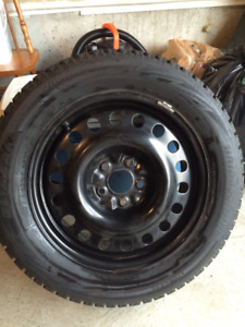 New Bridgestone Blizzaks Ws80 Winter Tires And Rims $699 OBO