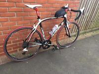 Carbon Road Bike 56cm frame